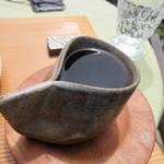 プランタゴ - 最後はコーヒーをいただいてゆっくりとした時間を楽しみました。