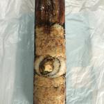 タキモト - クリームチーズと糸かつおの穴子一本巻