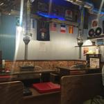 スタミナホルモン食堂 食樂 - 2016年4月。