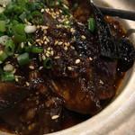鴻翔 - 深い味わいの麻婆茄子