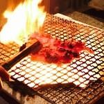 さつま知覧鶏もも肉の炭火釜戸焼き 小