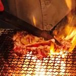 さつま知覧鶏もも肉の炭火釜戸焼き 大