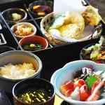 富士の茶屋御膳