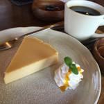 マジック×マレット - 本日はめちゃうまのチーズケーキなり〜♬