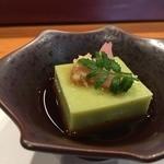 魚勝 - 青豆豆腐