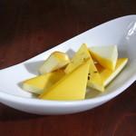 グローストック - スモークチーズ