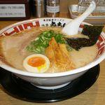 屯ちん - 東京豚骨ラーメン 680円