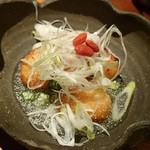 千の庭 HANARE - 大和芋のふわり揚げ