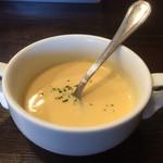 49822552 - ランチのスープ