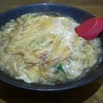 龍鳳 - 料理写真:天津飯 600円