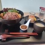 49823729 - 小田原どん、ビストロスタイル(1860円、税込)