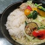 野菜を食べるカレーcamp エキマルシェ大阪店 -