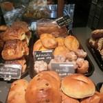 49824996 - 店頭のパン