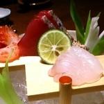 寿司 はせ川 - 造り