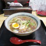 麺や 琥張玖 KOHAKU - 鴨らーめん(850円)
