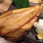 坐・和民 - ホッケ637円
