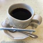 49829011 - ホットコーヒー  フードと一緒なら¥200税込