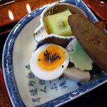 いち川 - 料理写真:前菜