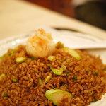 チャーハン達人 - 料理写真:黒醤油炒飯
