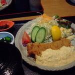とんかつ 十兵衛 - チキン南蛮1050円も美味しい。