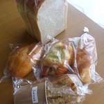 ファブール - 料理写真:合計972円