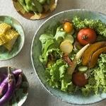 餉餉 - 新鮮な野菜
