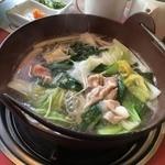 梅美津 - しゃぶしゃぶの鍋