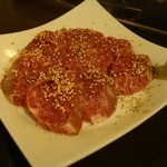 焼肉・塩ホルモン 三ちゃん - ハラミ