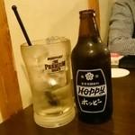 焼肉・塩ホルモン 三ちゃん - ヒッポー黒