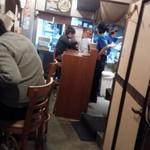 らーめんstyle JUNK STORY - 狭いお店です!