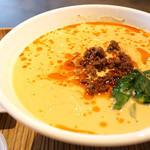 49839729 - ランチの担々麺                       p(^_^)q