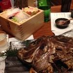 49839946 - 鯛の兜焼きは個人的には一番のお勧め