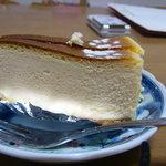 スイーツラボ アルル - チーズケーキ