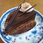 スイーツラボ アルル - チョコケーキ