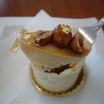 スイートファクトリー ケイ - ☆メープルのムースの味わいがGood!!☆