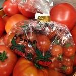 ばず - こうちゃんの美味しいトマト