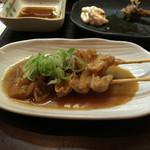 串かつ 前田製作所 - 本場の味 どて焼き