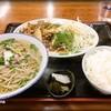 やぶ - 料理写真:生姜焼き定食 780円