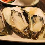 いの一番 - 牡蛎の焼き物