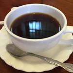 割烹吉良 - ランチにはコーヒー付き