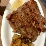 牛タンバルtantan - 厚切り極上タン炙り焼き スモール