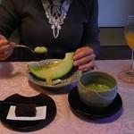 花長 - デザート、果物、菓子、抹茶
