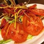 diningきいmon - トマトサラダ