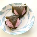 伝承紀風菓うたや - 桜餅