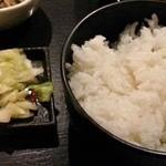 九州 熱中屋 - ランチご飯 2016.4