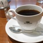 珈琲館 - ブレンドコーヒー420円