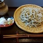 49854669 - 粗挽き蕎麦