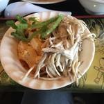 49855235 - ごぼうサラダ 豆腐