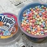 ディッピンドッツ・アイスクリーム - 料理写真:レインボー