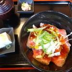49858953 - 飛騨牛ローストビーフ丼